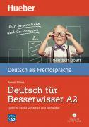 Deutsch für Besserwisser A2 + Audio CD (1 szt.)