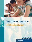 Zertifikat Deutsch - Übungsbuch + Audio CD