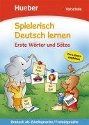 Spielerisch Deutsch lernen. Erste Wörter und Sätze
