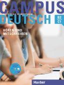 Campus Deutsch Hören und Mitschreiben + mp3-CD