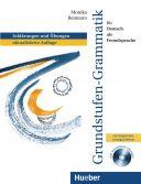 Grundstufengrammatik für DaF mit Lösungsschlüssel + CD-ROM
