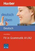 deutsch üben Taschentrainer Fit in Grammatik A1/A2