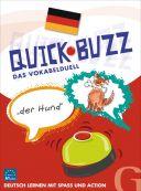 Quick Buzz. Das Vokabelduell-Deutsch