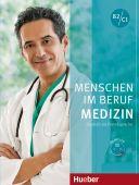Menschen im Beruf - Medizin B2-C1+ MP3-Płyta Audio CD (1 szt.)