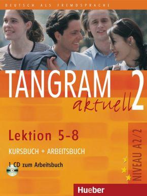 Tangram aktuell 2 Edycja niemiecka lekcje 5-8