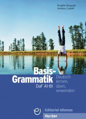 Basisgrammatik DaF A1-B1