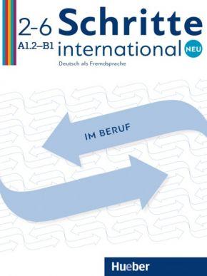 Schritte international neu im Beruf
