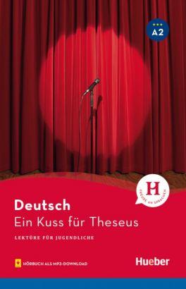 Lektüre für Jugendliche -Ein Kuss für Theseus