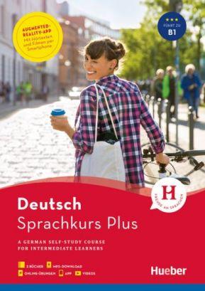 Hueber Sprachkurs Plus Deutsch B1, edycja angielska