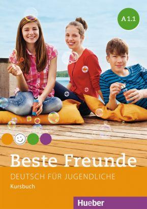 Beste Freunde A1.1 edycja niemiecka