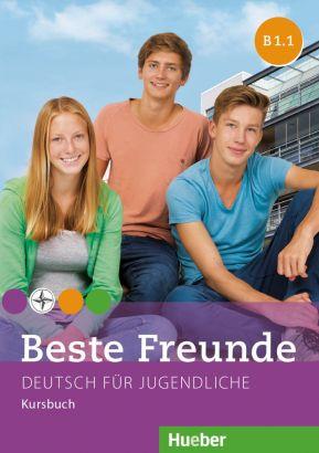 Beste Freunde B1.1 edycja niemiecka