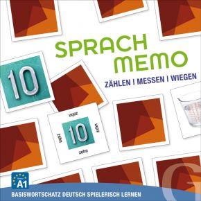 Zählen, Messen, Wiegen, Sprachspiel (gra memory)