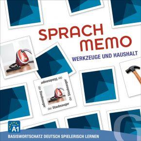 Werkzeuge und Haushalt, Sprachspiel (gra memory)