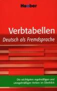 Verbtabellen Deutsch als Fremdsprache