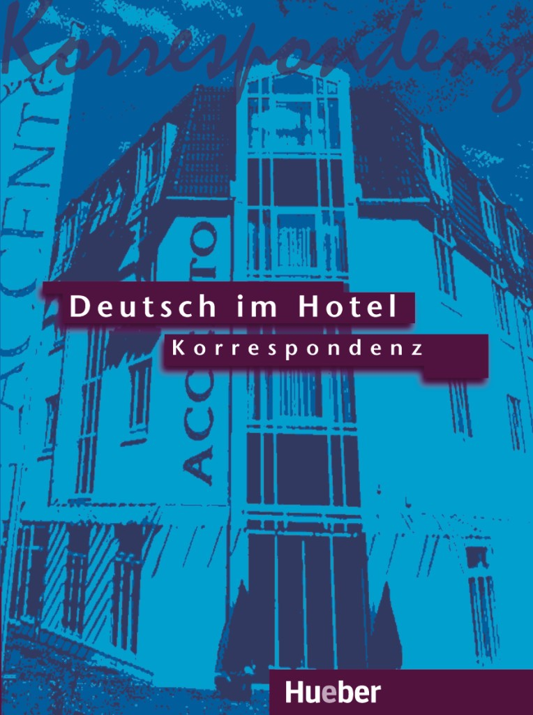 Deutsch im Hotel. Korrespondenz