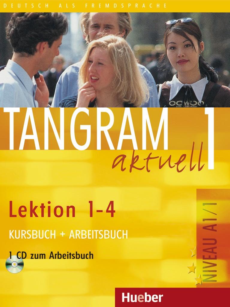 Tangram aktuell 1 Edycja niemiecka  lekcje 1-4