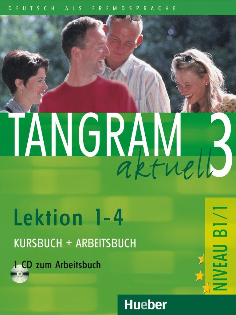 Tangram aktuell 3 Edycja niemiecka lekcje 1-4