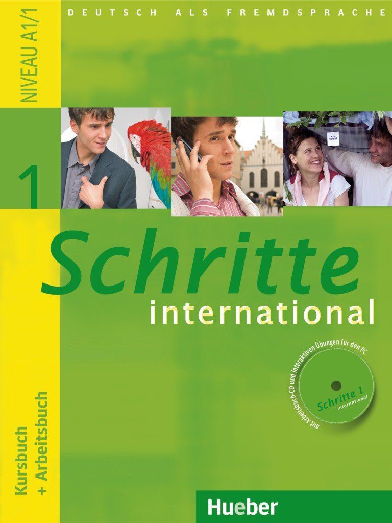 Schritte international Edycja niemiecka 1