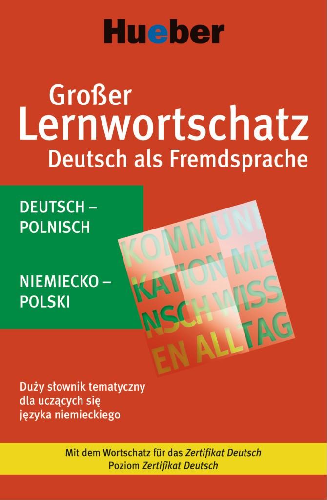 Großer Lernwortschatz DaF deutsch-polnisch