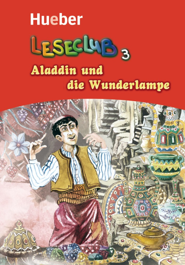 Leseclub 3 Aladdin und die Wunderlampe