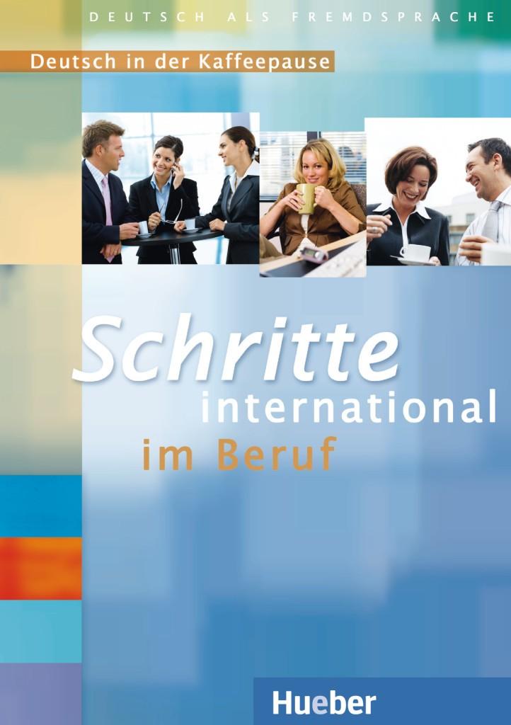 Schritte international im Beruf. Deutsch in der Kaffeepause