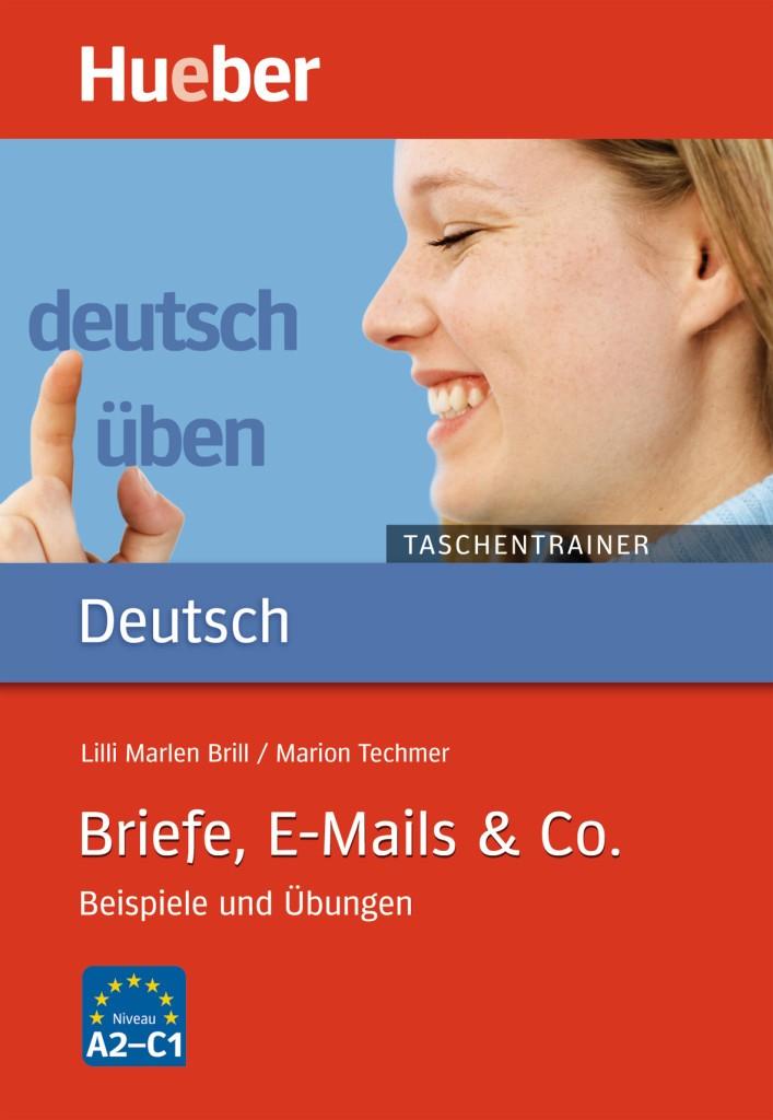 deutsch üben Taschentrainer Briefe E-Mails&Co.