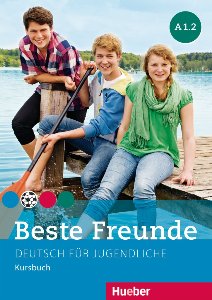 Beste Freunde A1.2 edycja niemiecka