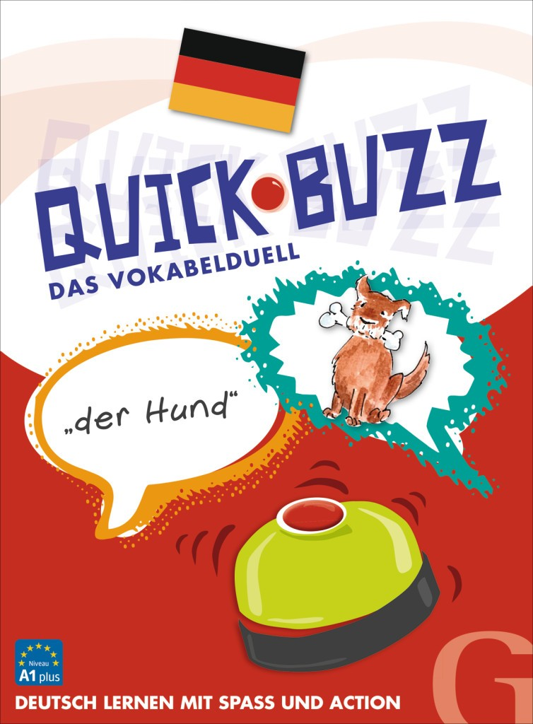 Quick Buzz. Das Vokabelduell-Deutsch