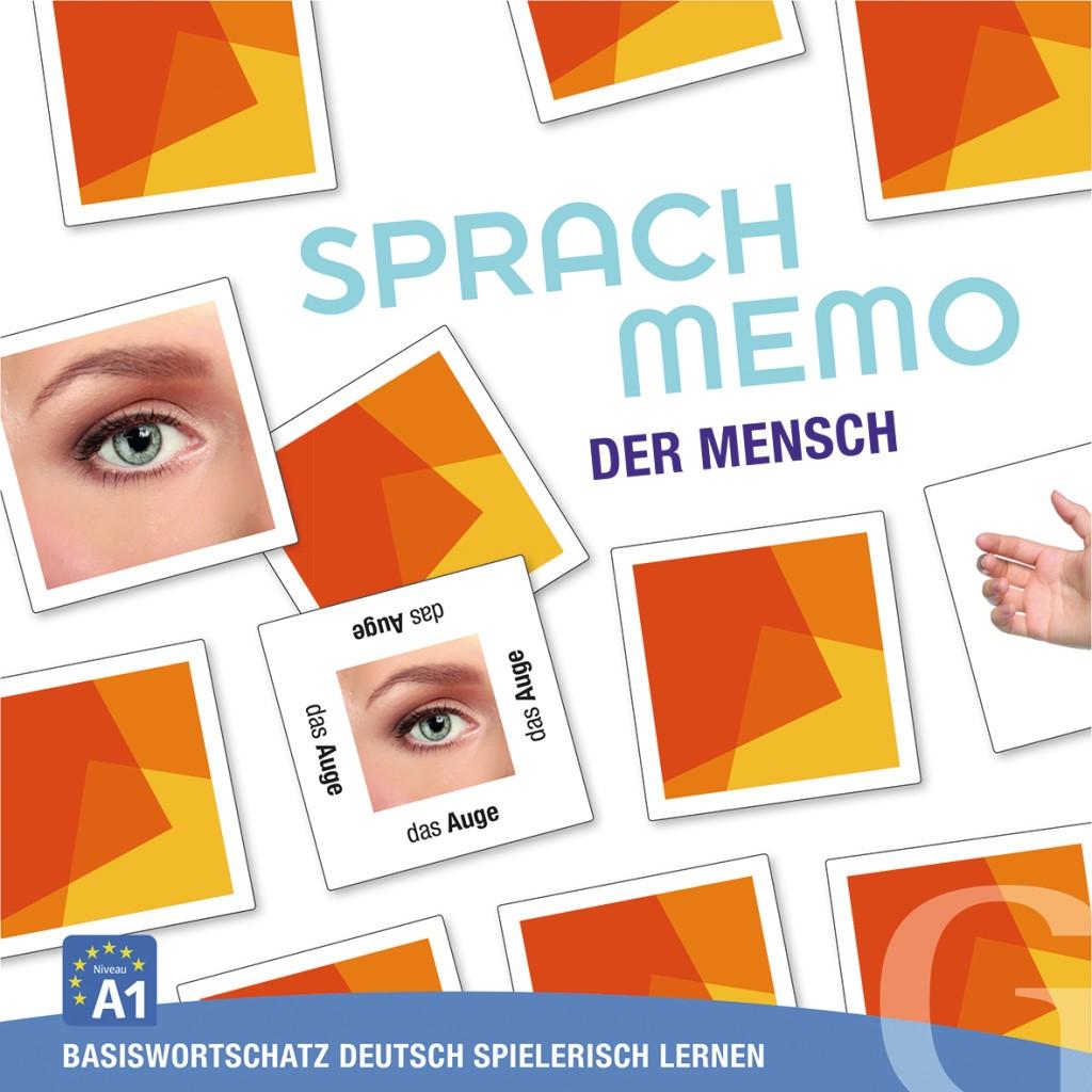 Der Mensch, Sprachspiel (gra memory)