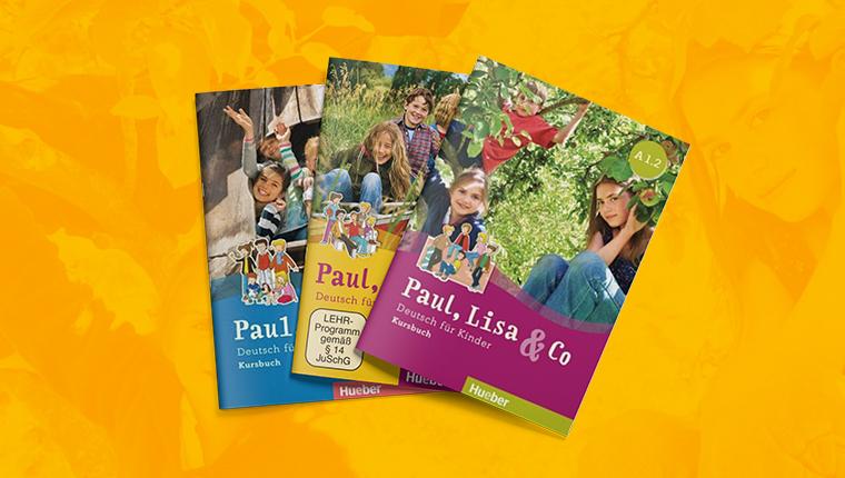Paul, Lisa und Co – Das DaF-Buch für die Primarstufe